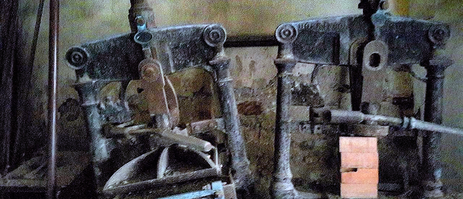 Παλιό Τυπογραφείο στο Ναύπλιο