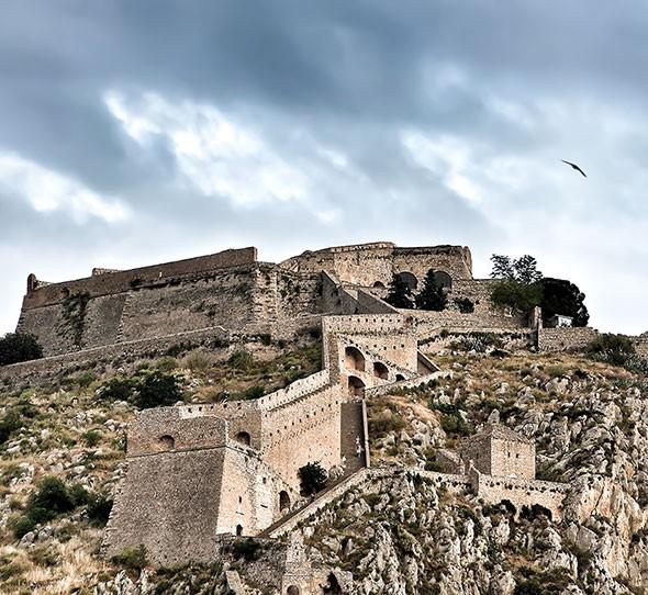 Εικ.9: Το κάστρο του Παλαμηδίου