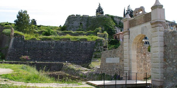 Εικ.8: Ναύπλιο, Η πύλη της Ξηράς