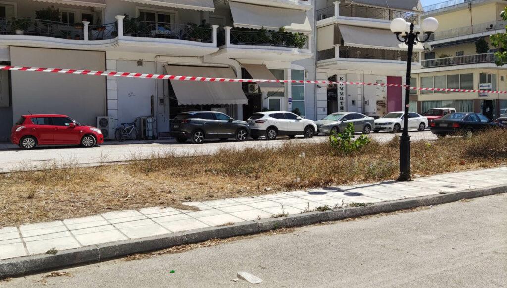Κορδέλες για την ανάπλαση στην Αιγίου στο Ναύπλιο (2)
