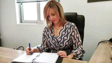 Μαρία Σαρίδη διοικήτρια Γενικού Νοσοκομείου Αργολίδας