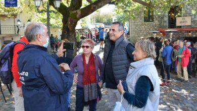 Διασυλλογική ορειβατική συνάντηση στον Δήμο Τρίπολης- Κώστας Τζιούμης